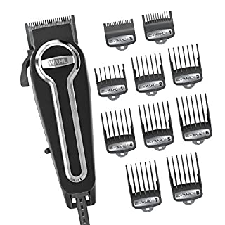 Wahl Clipper Elite Pro High-Performance Home Haircut & Grooming Kit for Men – Electric Hair Clipper – Model 79602 (B00UKVNSLC) | Amazon price tracker / tracking, Amazon price history charts, Amazon price watches, Amazon price drop alerts