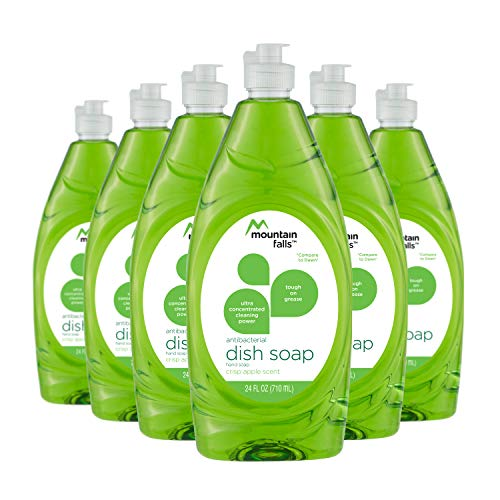 Mountain Falls Dish Soap and Antibacterial Handsoap – IN STOCK ON AMAZON!