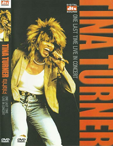 Tina Turner One Last Time Live In Concert (Import, Ntsc, All Region, Dts)