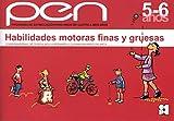 PEN 5-6 años: Habilidades motoras finas y gruesas: 14.1 (Programas de atención y estimulación temprana)