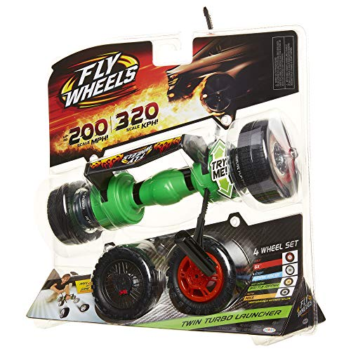 Fly Wheels Twin Turbo Launcher For Just $4.99 From Amazon