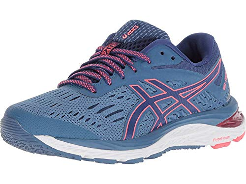 ASICS Women's Gel-Cumulus 20 Running Shoes, 10M, Azure/Blue Print
