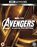Avengers UHD Triple pack [Blu-ray]