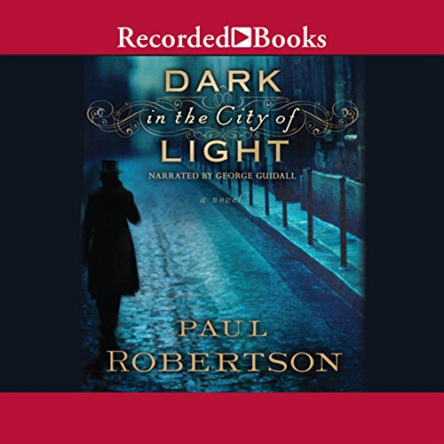 Dark in the City of Light audiobook cover art
