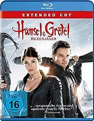 Blu-Ray: Hänsel und Gretel - Hexenjäger