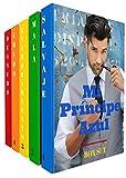 Box Set (5 Libros): Mi Príncipe Azul (Colección Completa)