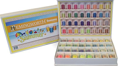 Great Deal! Summer Hemingworth Seasons 32 Spool Set