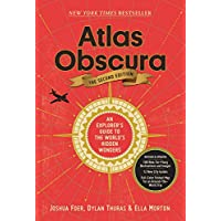 Atlas Obscura 2nd Edition: An Explorers Guide eBook Deals