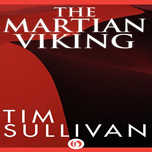The Martian Viking audiobook cover art