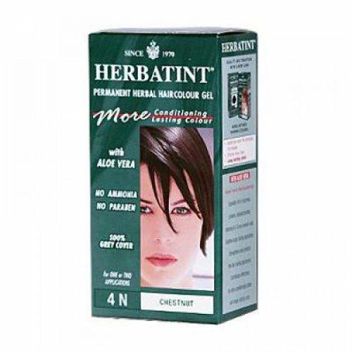 Herbatint 4n Kastanje Haarkleur (1xKIT) door N'iceshop