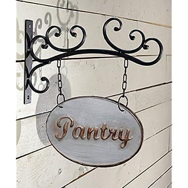 American Mercantile Metal Pantry Sign