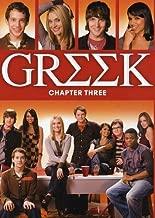Greek Chapter Three