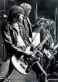 Taqui Ramones Live New York CBGB'S 1977 Poster, 28 x 43 cm