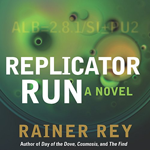 Replicator Run cover art