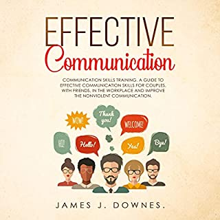Effective Communication: Communication Skills Training cover art