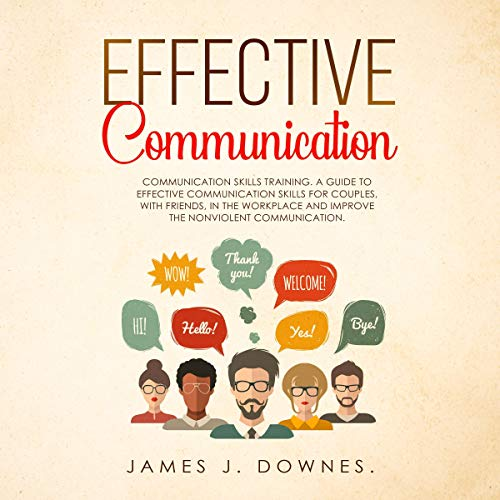 Effective Communication: Communication Skills Training cover art
