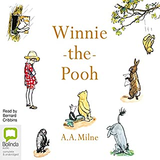 Winnie the Pooh                   By:                                                                                                                                 A. A. Milne                               Narrated by:                                                                                                                                 Bernard Cribbins                      Length: 2 hrs and 42 mins     40 ratings     Overall 4.7
