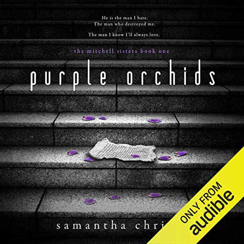 Purple Orchids audiobook cover art