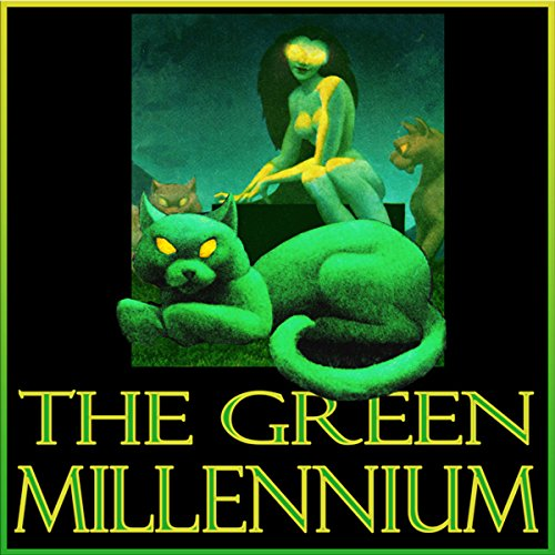 The Green Millennium audiobook cover art