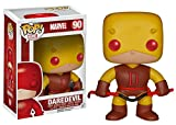 Funko Pop Marvel Daredevil Exclusive First Appearance Yellow Suit Vinyl Bobblehead Figure