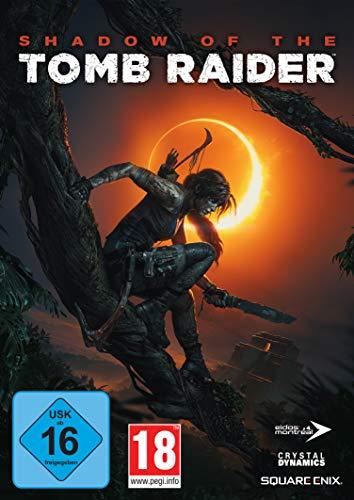 Square Enix Shadow of the Tomb Raider Basic PC Multilingua videogioco