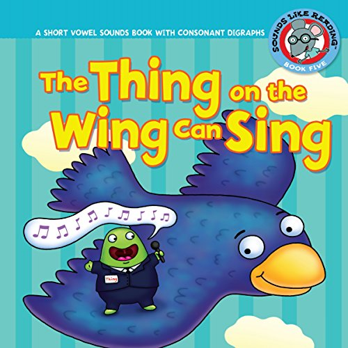 The Thing on the Wing Can Sing copertina