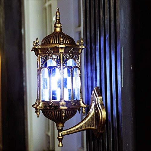 WangXN Led-wandlamp voor barbier, wit en zwart