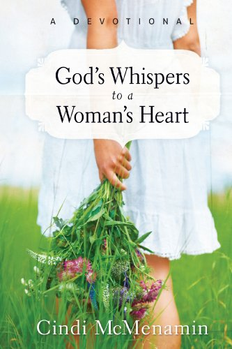 God's Whispers to a Woman's Heart by [Cindi McMenamin]