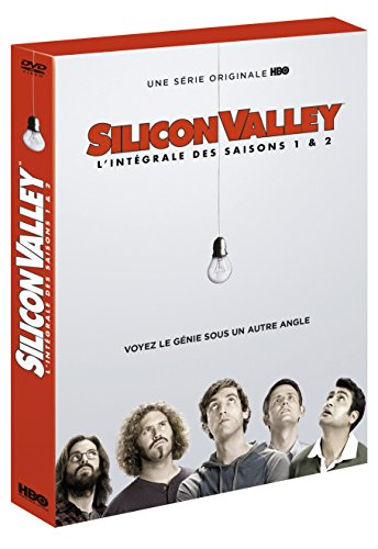 Silicon Valley - L'intégrale des saisons 1 & 2 - DVD - HBO