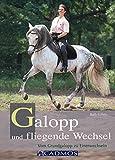 Galopp und fliegende Wechsel: Vom Grundgalopp zum Einerwechsel (Cadmos Pferdebuch) - Ruth Giffels
