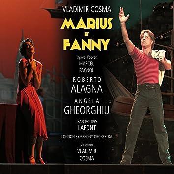 Marius et Fanny (Opéra d'après Marcel Pagnol composé par Vladimir Cosma)