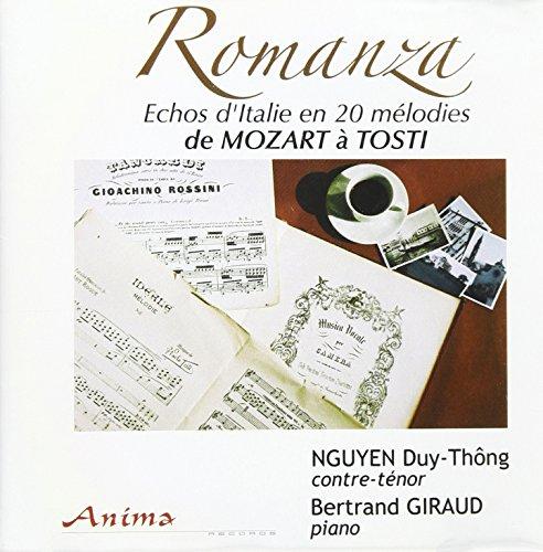 Romanza:Echos D'italie