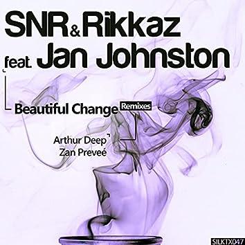 Beautiful Change (Remixes)