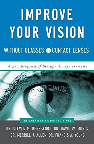 Improve Your Vision Without Glasses or Contact Lenses Iowa