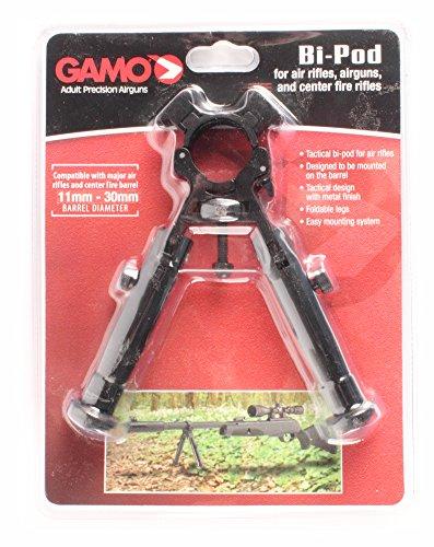 Gamo 621319054 Mayor Air Rifle Bi-Pod w/Foldable Legs