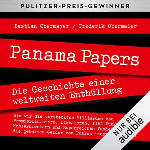Couverture de Panama Papers