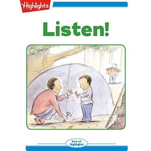 Listen! copertina
