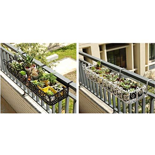 Balcon Suspendue Blanc