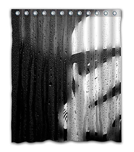 Gdcover Stormtroopers Design Waterproof Shower Curtain Fabric for Home Bathroom Decor 60x72 Inches
