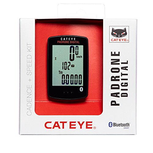 CatyEye Padrone Digital Double Cycle Computer w/Speed and Cadence