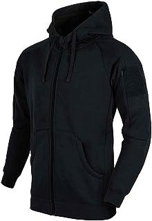 Helikon-Tex Urban Tactical Hoodie Lite (Fullzip) - Zwart