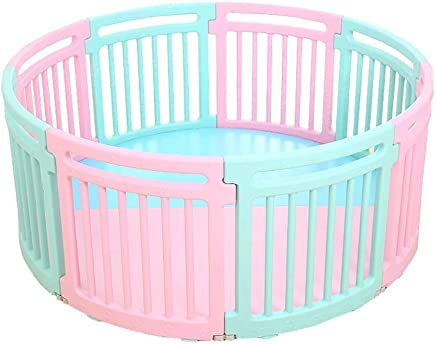 WJSW Children s Indoor Play Fence Baby Safety Crawling Mat Guardrail Child Fence