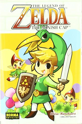 Legend of Zelda 5: The Minish Cap