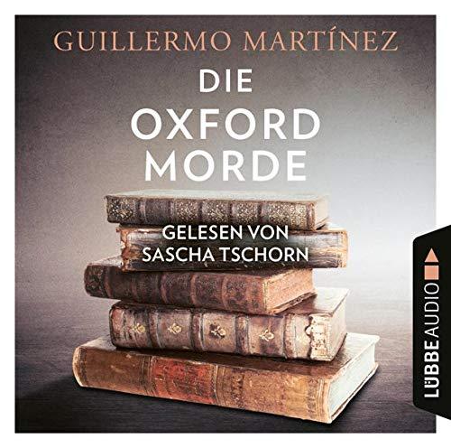 Die Oxford-Morde Titelbild