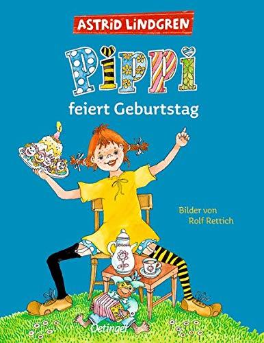 Pippi feiert Geburtstag (Pippi Langstrumpf)