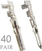 Molex Pin, Male & Female .062