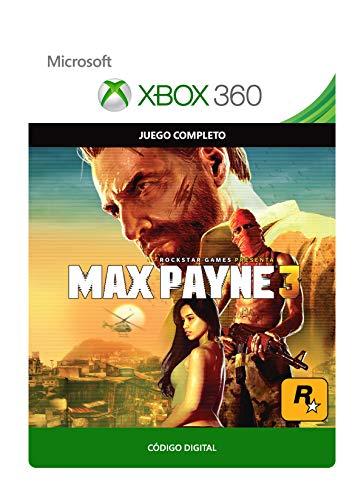 Max Payne 3  Standard | Xbox 360 - Código de descarga