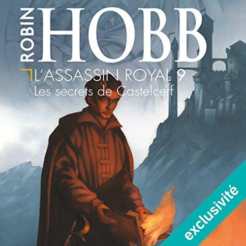 Les secrets de Castelcerf (L'Assassin royal 9) audiobook cover art