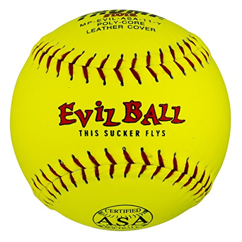 "Trump Evil ASA 11"" 44/375 Softball MP-EVIL-ASA-11-Y 1 Dozen"