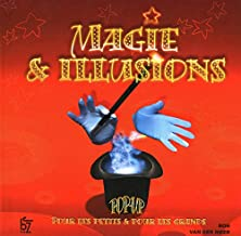 MAGIE & ILLUSIONS - POP-UP (French Edition)